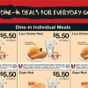 Here are KFC Dine-in & Buddy Meal Coupons for use till 13th September