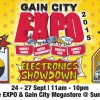 Gain City Electronics Showdown at Expo and Sungei Kadut Megastore this weekend
