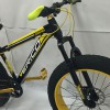 30 sets of Fat Bike with Shimano Shift & Gear for just S$269