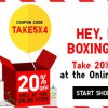 Take 20% off everything in UNIQLO Boxing Day online store exclusive