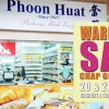 Phoon Huat set to hold their first Warehouse Sale next weekend