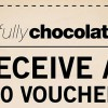 Receive a $10 Awfully Chocolate Voucher when you tell them your favourite dessert