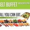 Sakae Sushi extends $18 Sushi Belt Buffet to 27 locations islandwide