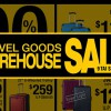 The much-awaited Tai Seng Travel Goods Warehouse Sale is here again