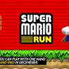 Super Mario Run mobile game is coming to iPhone and iPad this December