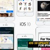 You can download iOS 10 update on your iPhone and iPad now