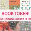 Book Depository 'Booktober' season features dozens of new releases