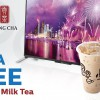 Free Gong Cha Bubble Milk Tea for everyone! Just go like Philips TV Singapore Facebook page