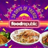 Spin Food Republic '30 Days of Treats' Jackpot for free daily and win dining vouchers