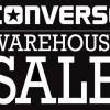 Mark your calendars, Converse Warehouse Sale is returning on November 30