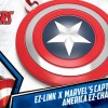 EZ-Link launches new Captain America Shield EZ-Charm online