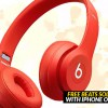 Free Beats Solo3 Wireless Headphones in Apple One-Day Sale on January 6