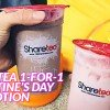 Sharetea Singapore to offer 1-for-1 on Special Drinks this Valentine's Day