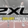 This 2XU End of Season Sale lets you enjoy 50% Off their Sportswear