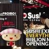 Sushi Express opens in Hillion Mall, serves $1 plates on everything in opening promotion