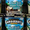 Ben & Jerry's Ice Cream less than $10 per tub at Giant Supermarkets till March 29