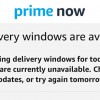 No delivery windows on Amazon Prime Now? Here's a trick to get your orders fulfilled