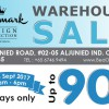 Refresh your bedroom with this Warehouse Sale from Hallmark Design Collection (1 – 3 September)