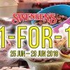 Swensen's to offer 1-for-1 Ice Cream and Dessert Buffet at ION Orchard this week