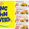 Here are 23 latest Long John Silver's discount coupons available for use till September 23