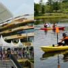There's a Family Fiesta at Punggol SAFRA this Sunday that lets you kayak for free