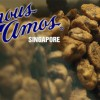 Enjoy 300g of Famous Amos cookies in any flavour for only $14.90 now till September 9
