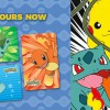 EZ-Link launches 3 more Pokemon cards online today – Squirtle, Bulbasaur and Charmander