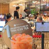Enjoy unlimited free-flow Thai Iced Tea for only $1 with Thai Express AMK Hub opening promotion