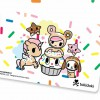 Fall in love with EZ-Link's new Tokidoki card featuring Donutella and friends