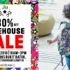 There's a Ju-Ju-Be Warehouse Sale happening at HomeTeamNS Bukit Batok this weekend