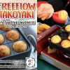 This Japanese Kushikatsu restaurant is offering Free-Flow DIY Takoyaki for only $10