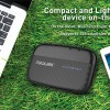 This Prolink 4G LTE WiFi Hotspot device can share up to 11 users for 10 hours on single charge