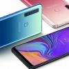 The new Samsung Galaxy A9 is the world's first Quad-Camera Phone