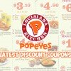 Here are Popeyes S'pore latest Discount Coupons you can use till November 26