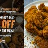 Wing Zone moving out of Singpost Centre, offers 50% off entire menu on October 31