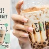 TaiGai 台盖 Bubble Tea Bar to offer 1-for-1 promotion on 'Beary Cute Series' drinks on November 17 & 18