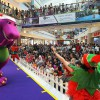 Last chance to catch Barney & Friends 'Live' on stage at City Square Mall this festive season