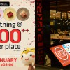 Sushi Express White Sands reopens after reno, offers $1 Plate Promotion from January 23 – 25