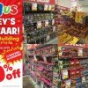 "Toys ""R"" Us is having a 'Geoffrey's Toy Bazaar' at their warehouse in Tan Boon Liat Building. Lots of toys at huge discounts up to 70%"