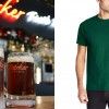 Get a free pint of beer from Stärker when you wear a green top on March 17 because St. Patrick's Day