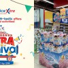 FairPrice Xtra's Funival has Purchase-with-Purchase Offers, Baby Fair, Spin to Win & more this April