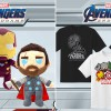 Takashimaya S'pore has Avengers: Endgame toys, plushies & t-shirts on sale till April 28