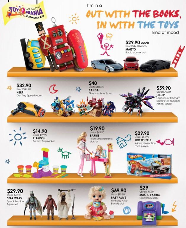 Metro Toy Mania